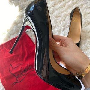 Christian Louboutin Shoes - Christian Louboutin neofilo black pumps